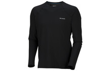 COLUMBIA Men&#039;s Baselayer Midweight LS Top black